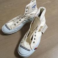 【DEADSTOCK】90'sプロケッズ ロイヤルプラスハイカットラストコロンビア