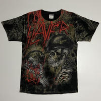 00s SLAYER all over print / size M