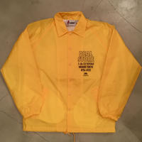 "DEAL STORE Originals ""store staff coach jacket"" / Colar:Yellow"