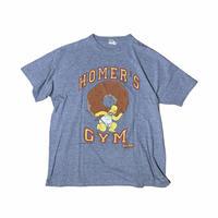 HOMER'S GYM t-shirts / size L