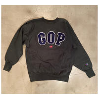 "Champion reverse weave ""GOP"" / size XL / made in MEXICO / color:green"