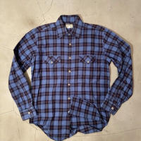 "L.L.bean "" flannel check shirts"" / size M / made in USA"