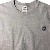 """""""UPS"""" company t-shirts / size XL"""