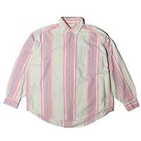 "GAP ""stripe B.D L/S shirts / size XL"