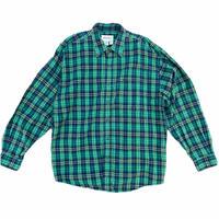 """""""Eddie Bauer"""" flannel shirt / size L"""