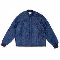 """WEAR GUARD """"quilting jacket"""" / size L / color:navy / made in USA"""