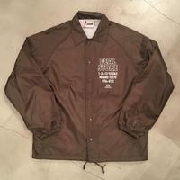 "DEAL STORE Originals ""store staff coach jacket"" / Colar:Brown"