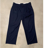 "Red kap ""cut off work pants(tuck有り)"" / w32 l26"