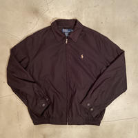 "Polo Ralph Lauren ""swing top jacket"" / size M / color:black"