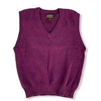 "Eddie Bauer ""cotton vest"" / size L"