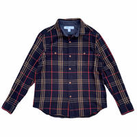 """OLD NAVY """" heavy flannel shirt"""" / size S"""