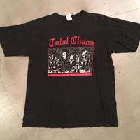 96' Total Chaos tour t-shirts / size L / made in USA