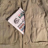 "L.L.Bean "" half moon hunting jacket"" / size L / made in USA"