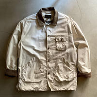 """BANANA REPUBLIC"" hunting jacket / size M / color:cream"