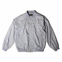 HABAND cup shoulder jacket / size L / color:gray