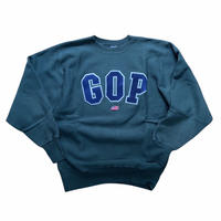 """Champion reverse weave """"GOP"""" / size XL / made in MEXICO / color:green"""