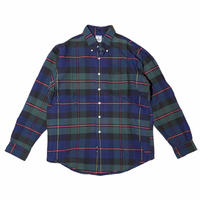 """Brooks Brothers  """"B.D check shirt"""" / size M / made in USA"""