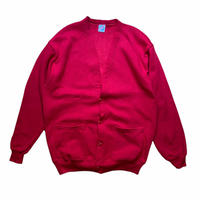 Jerzees コンポリ cardigan / size one size fits all / made in USA (deadstock)