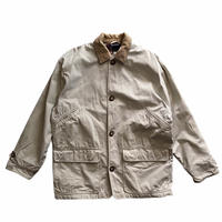 """Wood lake"" hunting jacket / size S / color:cream"