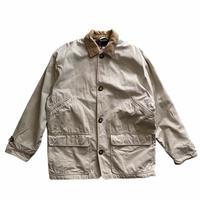 """Wood lake"" hunting jacket / size S / color:cream"