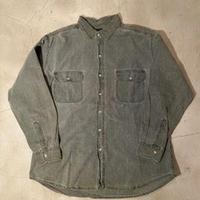 "woolrich ""work L/S shirts"" / size L"