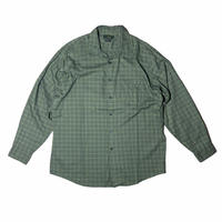 """J.crew"" check shirt / size L"