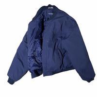 """""""Par Four"""" insulated cup shoulder jacket / size L / color: navy"""