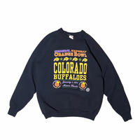 "The fruit of the loom ""COLORADO BUFFALOES"" sweat / size XL / made in USA"