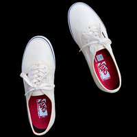 """""""VANS"""" authentic pro / size 28cm / color: white x white"""