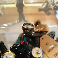 vintage claddagh ring #LR152
