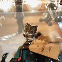 vintage spoon ring #R59