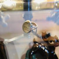 vintage stone ring #ER021