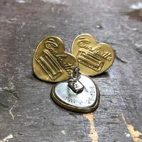 vintage change button pierce