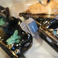 stone ring #LR110