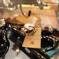 vintage ring #R53