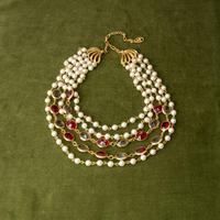 vintage necklace  #TN027