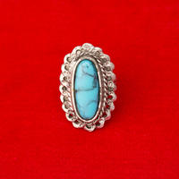 turquoise ring  #R027