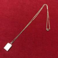 40's vintage necklace #N-1