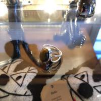 vintage stone ring #ER005
