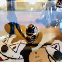 vintage stone ring #ER006