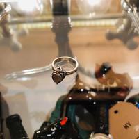 vintage poison ring #LR147