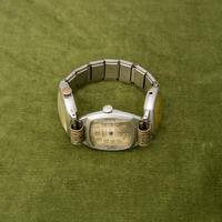 vintage watch bangle  #W003