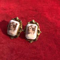 vintage earring #E201860