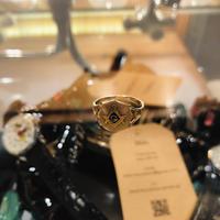 vintage  MASON ring #R/40