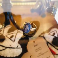 vintage ring #LR27
