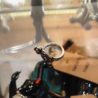 vintage spoon ring #R72