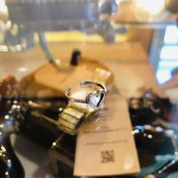 vintage ring #R51