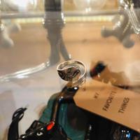 vintage spoon ring #R58