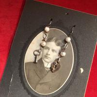 vintage pierce #TNE029