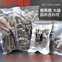 新春 1万円福袋 蝦夷鹿大袋セット